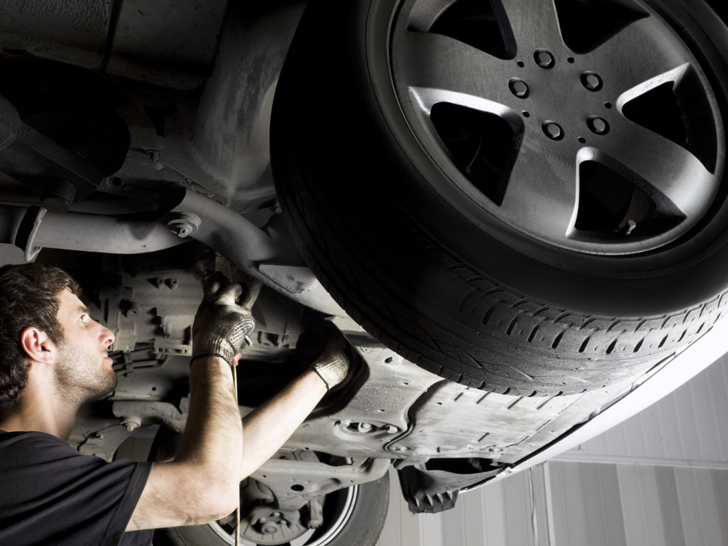 You Can Trust the Experienced Mechanics at Bertinot's!